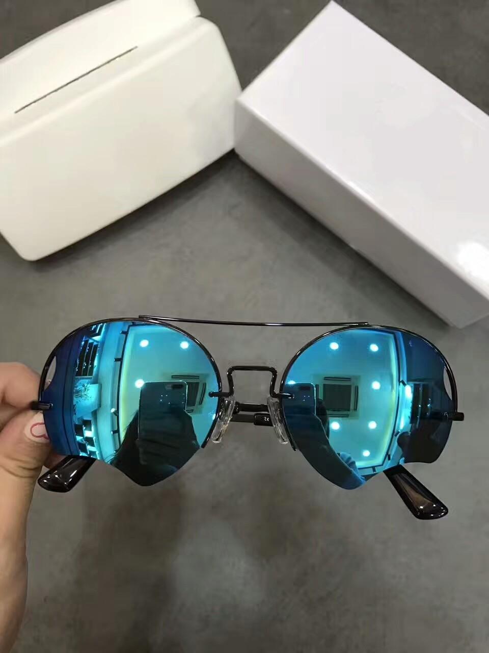2021 النظارات الشمسية الجديدة للرجال كه الرجال النظارات للنساء إمرأة نظارات الشمس الرجال مزاجه طلاء الأشعة فوق البنفسجية حماية الأزياء النظارات الشمسية