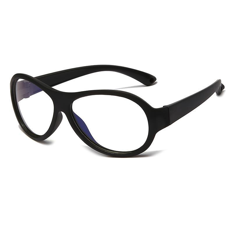 Солнцезащитные очки древесины анти синий свет очки оптические рама детские детские зрелище квадрат TR90 прозрачный объектив UV400 Eyeglasses