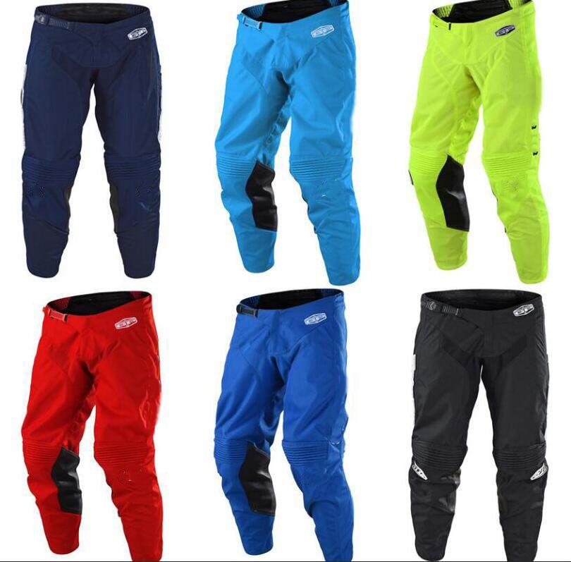 Yeni Ürünler Yüksek Kalite Motosiklet Yokuş Aşağı Pantolon Soğuk Polyester MX DH Pantolon ATV XC BMX Motocross Cross Country Pantolon
