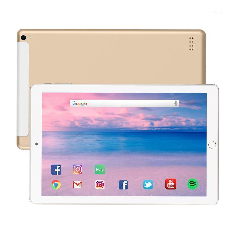 Tablet PC 10.1 Inch RAM 6GB ROM 128GB 1280*800 IPS Screen 10 Octa Core MT6797 4G Dual SIM Card Phone Call Wifi Tablets PC1
