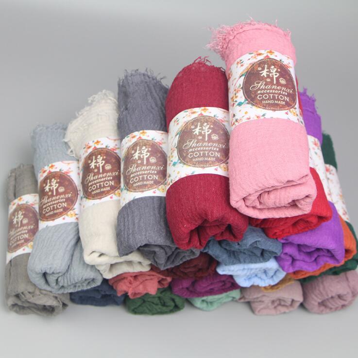40 الألوان الساخنة الباشمينا الكشمير الصلبة شال التفاف المرأة بنات السيدات وشاح لينة وشاح الحافات الصلب