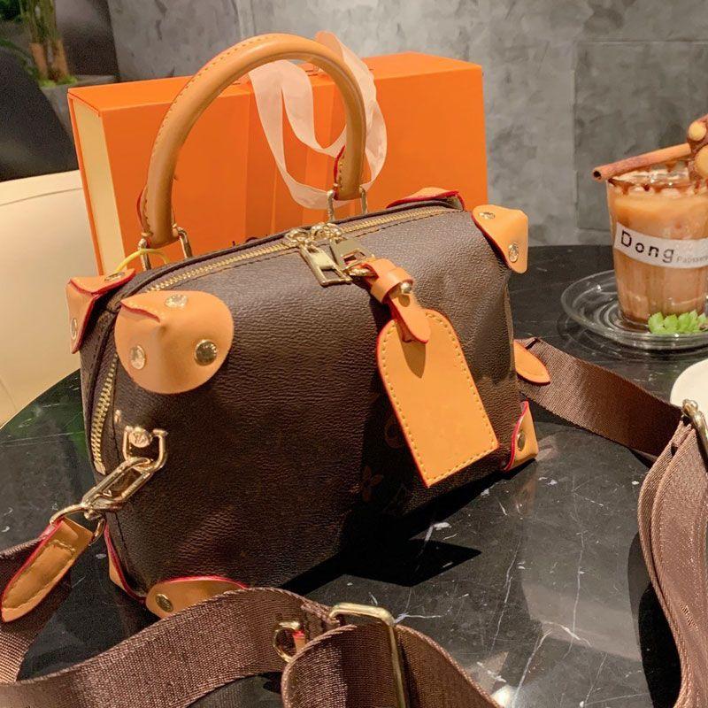 Taschen Schulter Box Tasche Alte Floorder Kette Handtaschen Tasche Kreuz Körper Kostenloser Versand Geldbörsen Hot Womens Qaojf