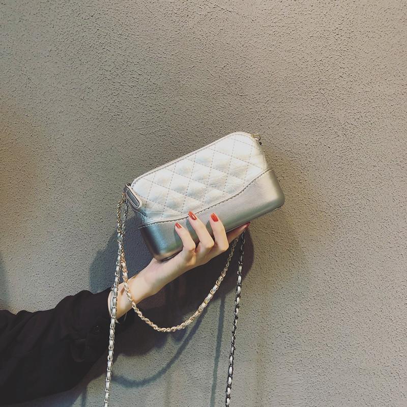 HBP حقيبة يد مصغرة عملة محفظة محفظة شخصية مصمم حقيبة الكتف حقيبة جلدية حقيبة جلدية سيدات بسيطة والأزياء