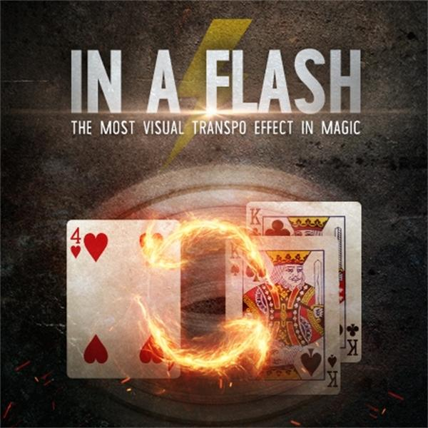 In a Flash with Gimmicks by Felix Bodden SansMinds Creative Lab / close-up street car magic tricks products toys wholesale 1020