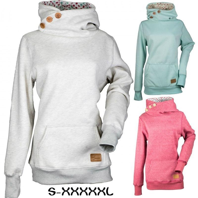 Womens Hoodies Plus Size Women Winter Warm Hoodies hoodie Sweatshirt Ladies Hooded Outwear Pullover Tops S-3XL