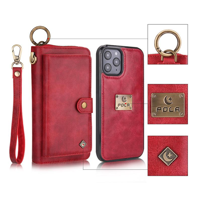 Bolsa de teléfono de piel de pulsera para iPhone 12PRO XR 11PRO 7 8PLUS XS MAX MAX CRIGHTER CASE DE LA MADERA PARA SAMSUND S20 NOTA20