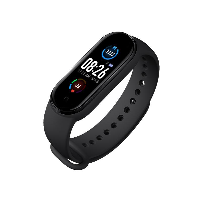 M5 نداء الذكية ووتش Smartband الرياضة للياقة البدنية تعقب الضغط الذكية الأساور الدم ريال رصد معدل ضربات القلب للماء ساعة ذكية VS M3 M4