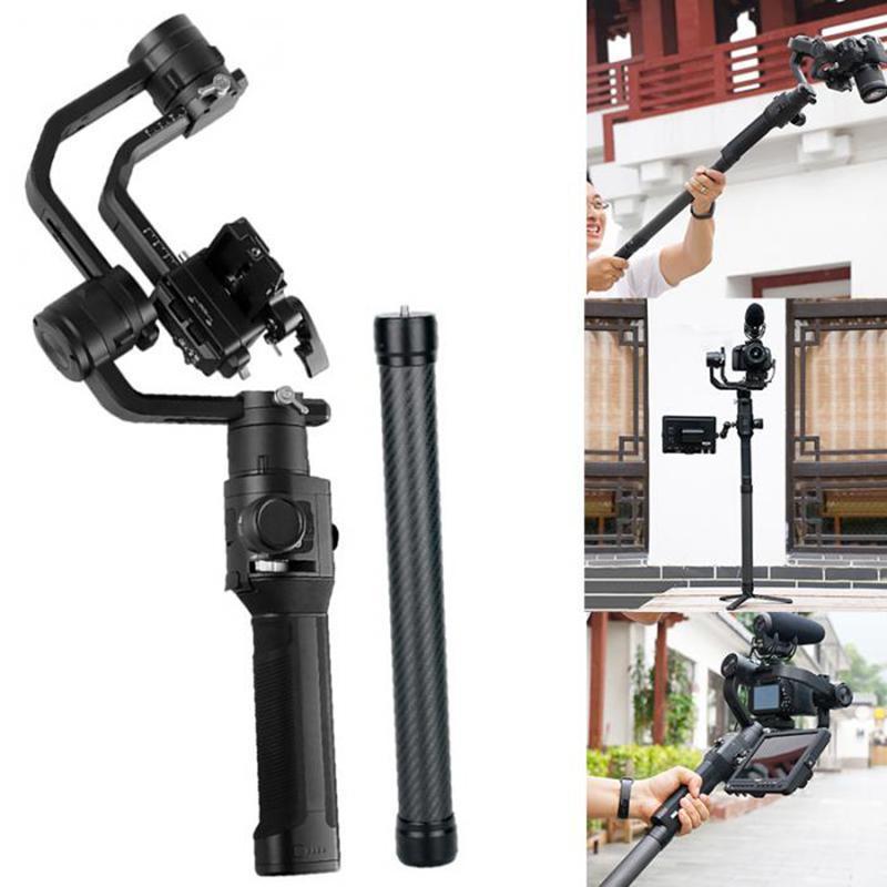 العالمي قابل للتعديل المحمولة جيمبال المثبت الهاتف الذكي المثبت المحمول لكاميرا العمل