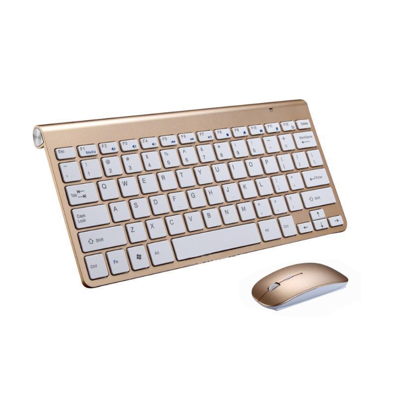 78 Keys Wireless Desktops Windows Ruhige Tastatur mit Maus x Architektur Thin Laptops USB ultra schlanke Android