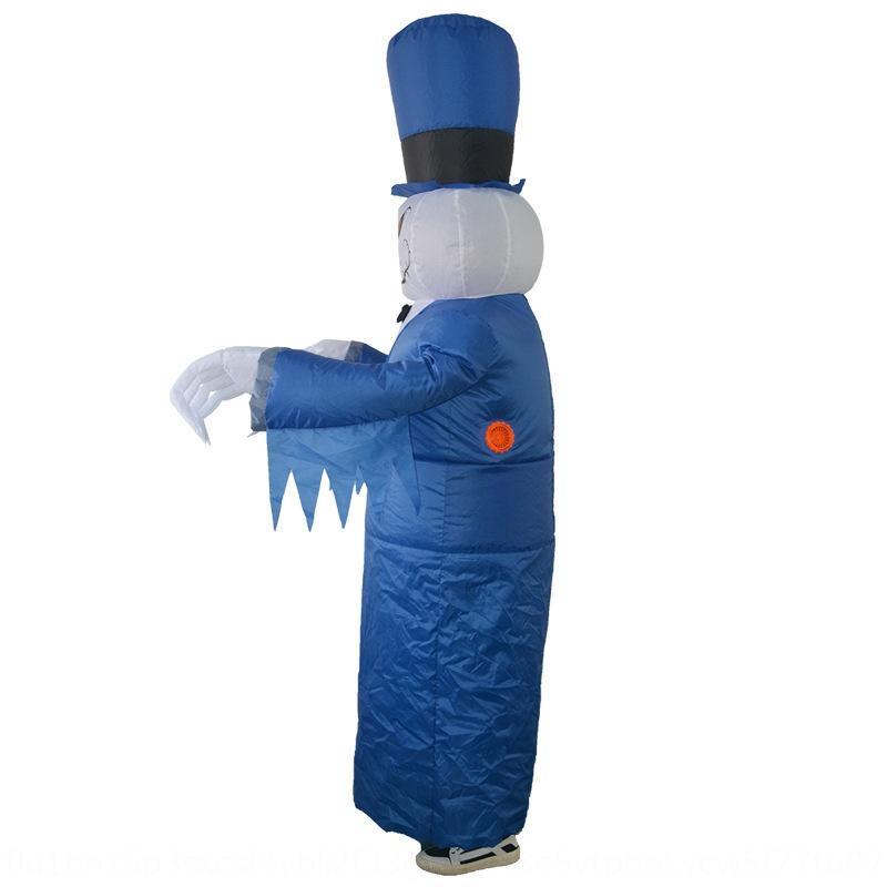 K5Ulr Halloween gonfiabile partito scherzi abbigliamento bar abbigliamento tutto il partito per i costumi e oggetti di scena per tutti i costumi saintsinflatable bar un