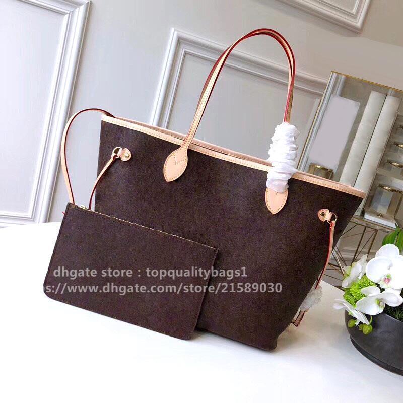 2020 Hot Venduto Fashion Genuine Pelle Pelle Top Quality Donne 32cm Shopping Borsa Borsa Cambia Classic Letter Donne Crossbody Bag Shipin