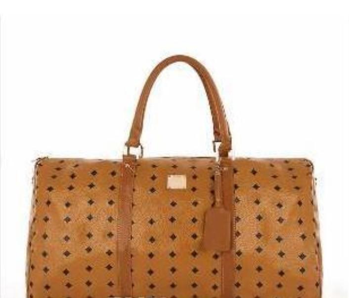 Mujeres y hombres Diseñador Bolsa de hombro Viajes Viajes Bolsas de equipaje Totes Embrague Bolsa Capacidad Buena calidad PU Cuero Marca Deporte Bolsos