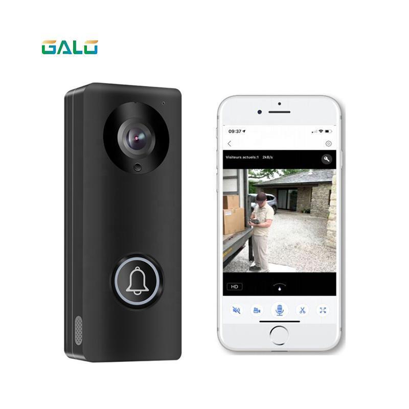 1080P HD POE Motion Detection Video Tür KW05 Smart Wi-Fi Video-Türklingel MINI Typ Innen