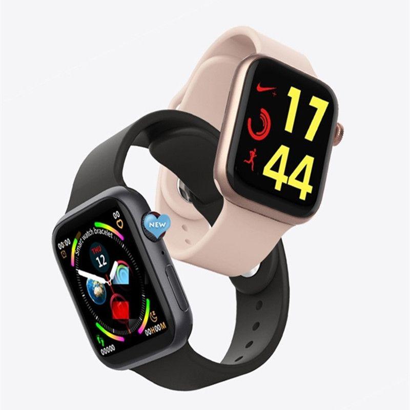 LD5 умные часы для мужчин и женщин мониторинга смарт-браслет Bluetooth вызова сердечного ритма фитнесу обнаружения кровяного давления