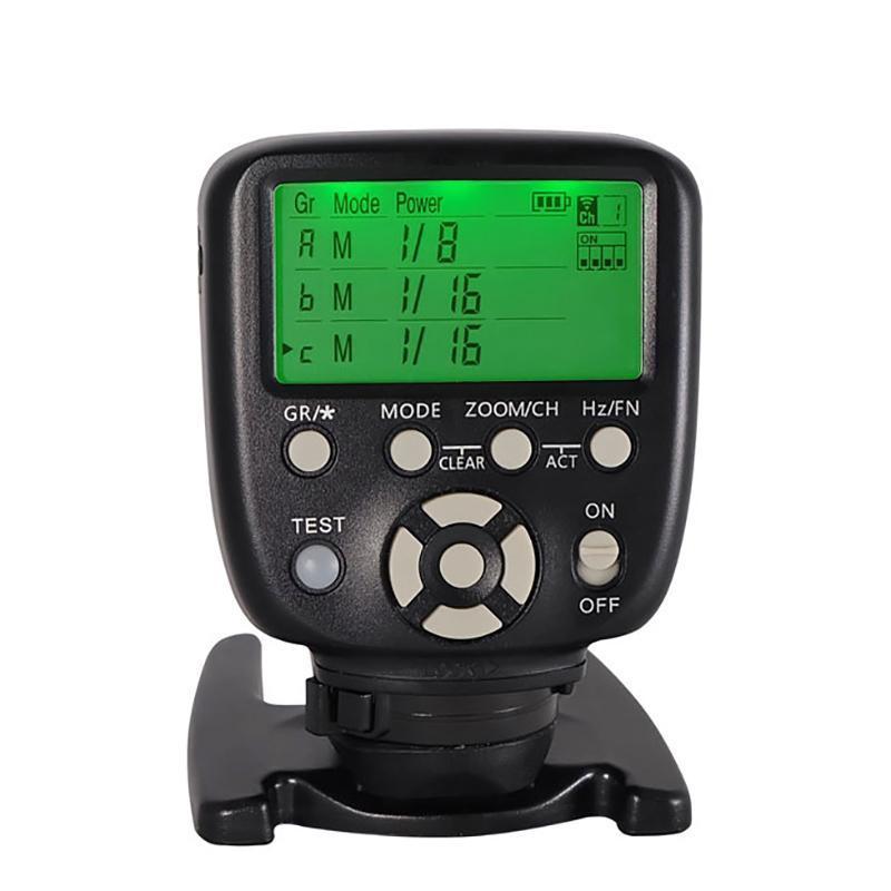 YONGNUO YN560-TX II Manual do Controlador de flash flash sem fio gatilho para YN560IV YN660 968N YN860Li Speelite