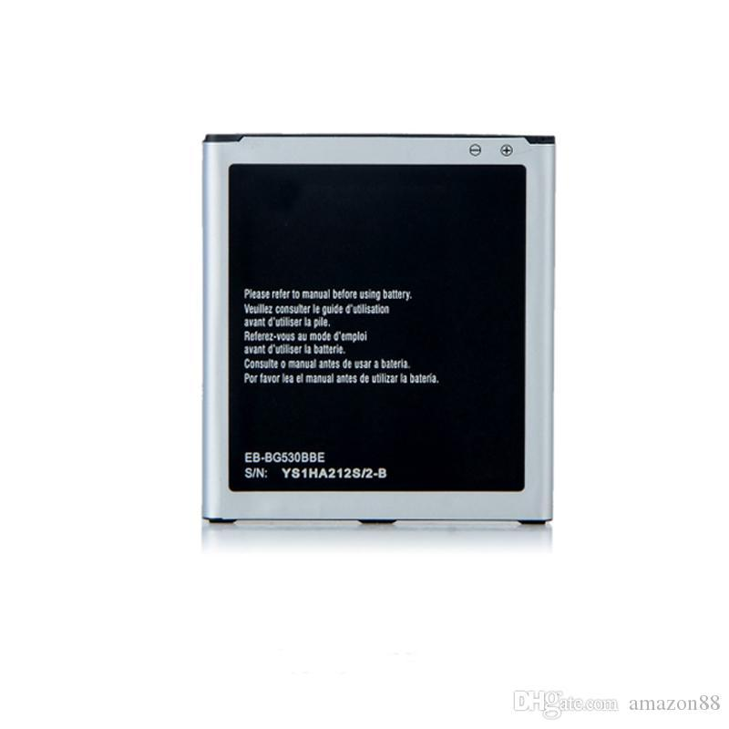 جديد بطارية EB-BG530BBC ل Samsung Galaxy Grand Prime G530 G531 J500 J3 J320 ON5 G550 2600MAH