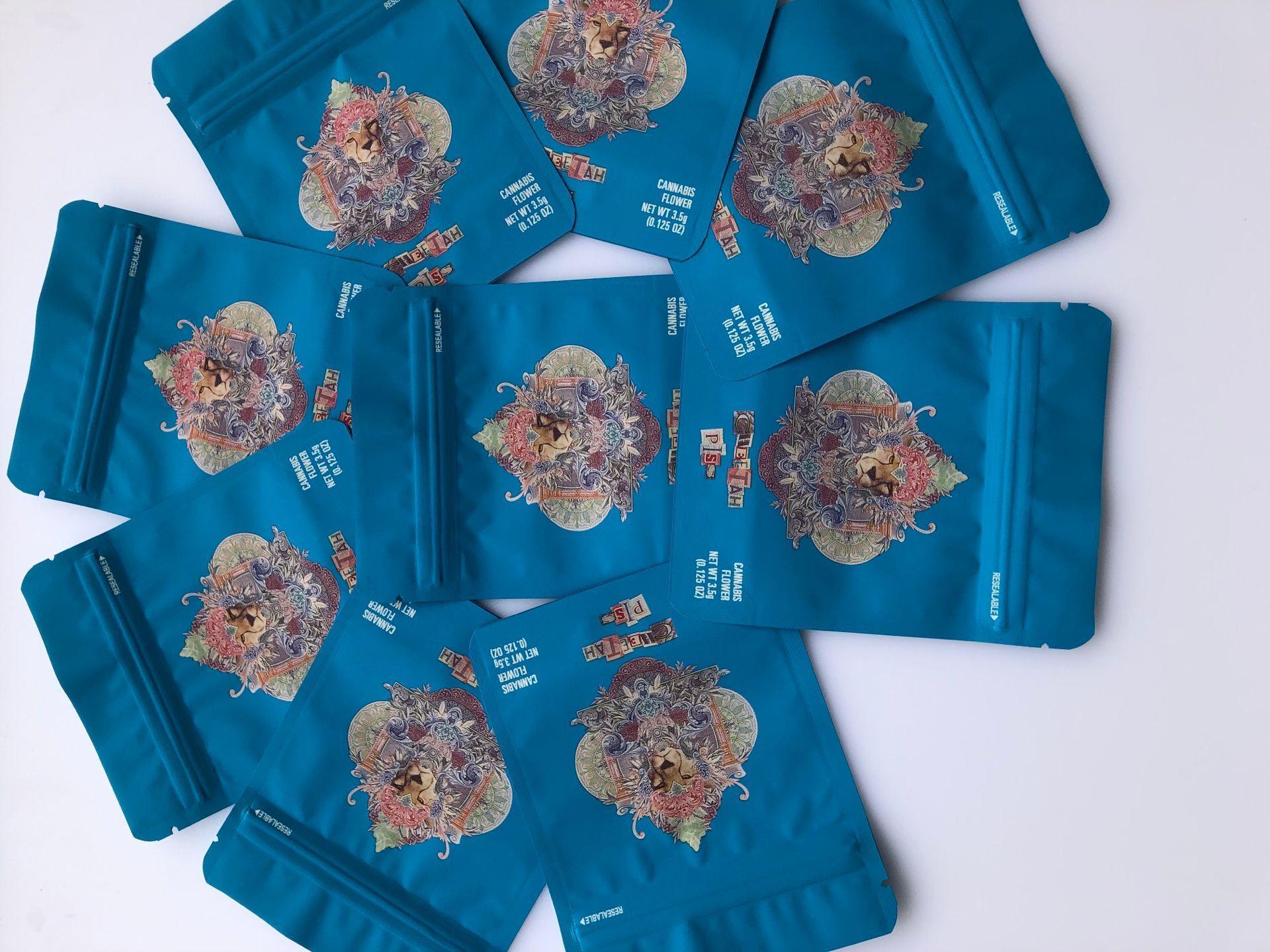 Big Mylar Mint Edibles Bags Packaging Apple Edibles Bags Medicated Cookies bbyIY yh_pack
