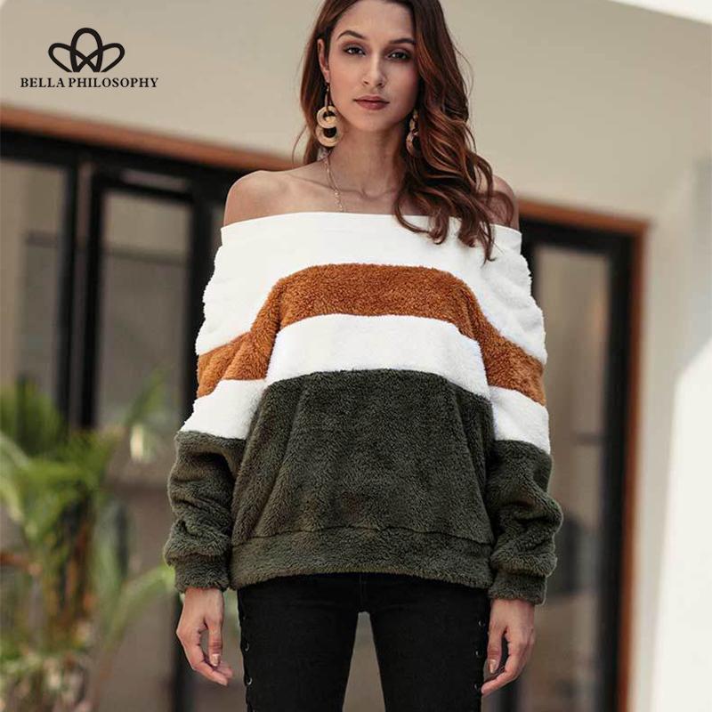 2021 outono inverno novo listrado woolen womens suportes casuais e comfoetable senhoras pulôver manga comprida plus size suéter