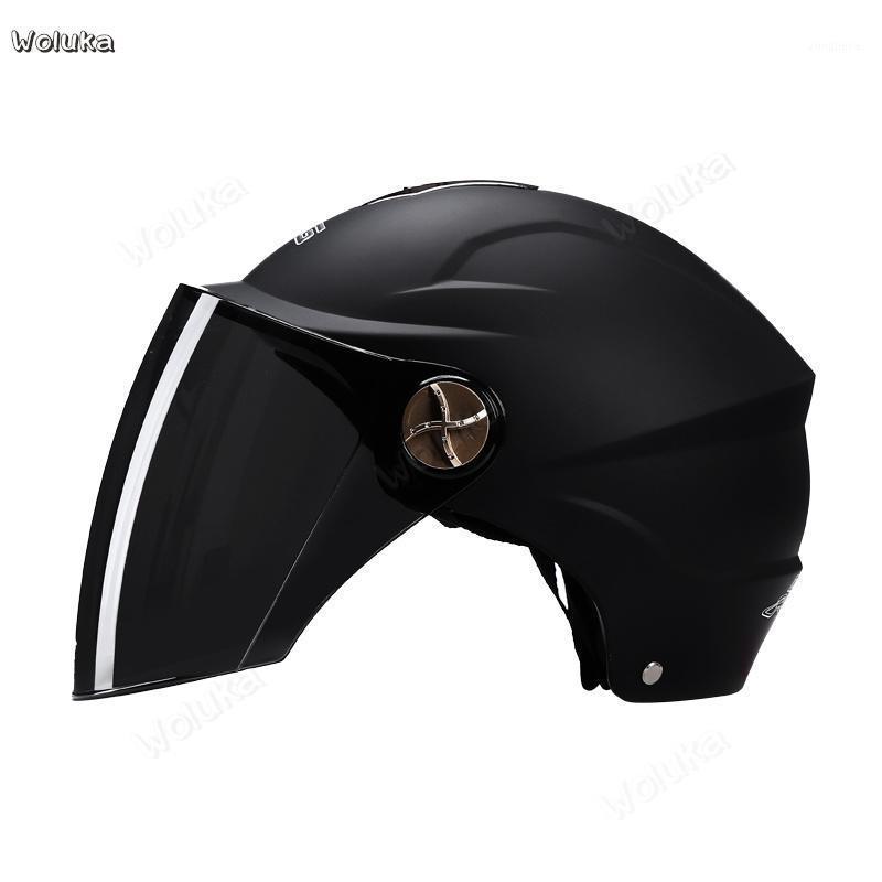 Motorcycle Helmets Men And Women Universal Lightweight Sun Protection Helmet Four Seasons CD50 Q021