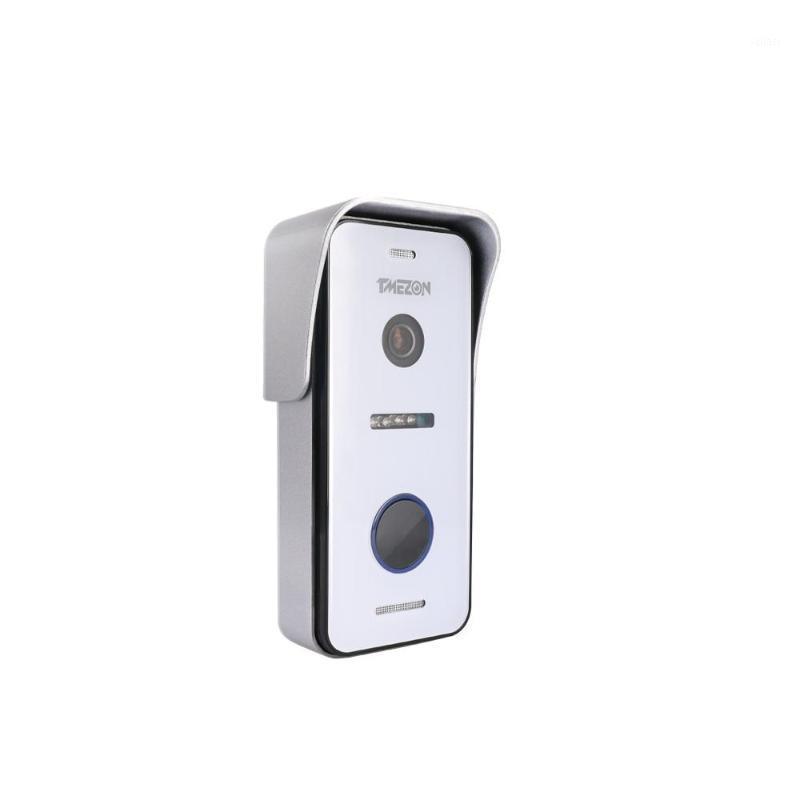 Tmezon Cabler une unité extérieure 720p (besoin de travailler avec le moniteur d'interphone IP de 10 pouces TMEZON, ne peut pas travailler seul) 1