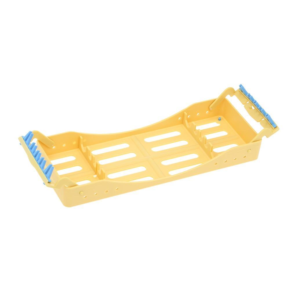Dentiste en plastique stérilisation rack instrument dentaire boîte de désinfection boîte dentiste outils