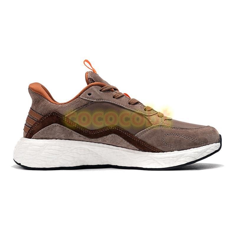 Hot Treeperi BASF Runner V2 Hommes Femmes Courant Chaussures Bordeaux Baskets Fashion Formateurs US 8 EUR 41.5 pour les hommes