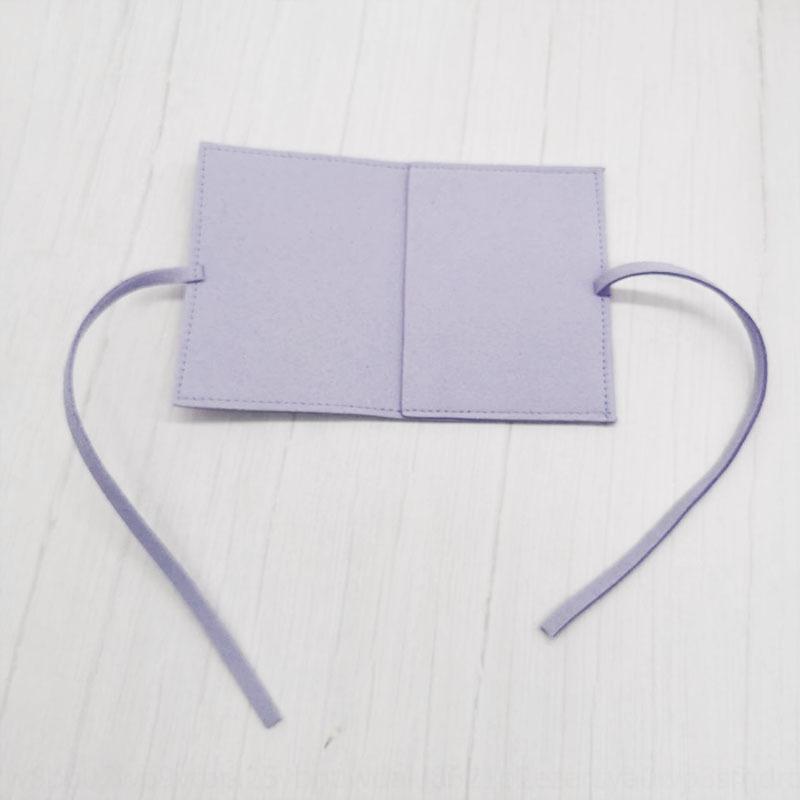 HP2NM en relieve súper fibra collaribra colgajo collar de joyería en relieve collar de anillo bolsa de joyería de la joyería Super Fiber Anillo NeckAclaceBbon Flap