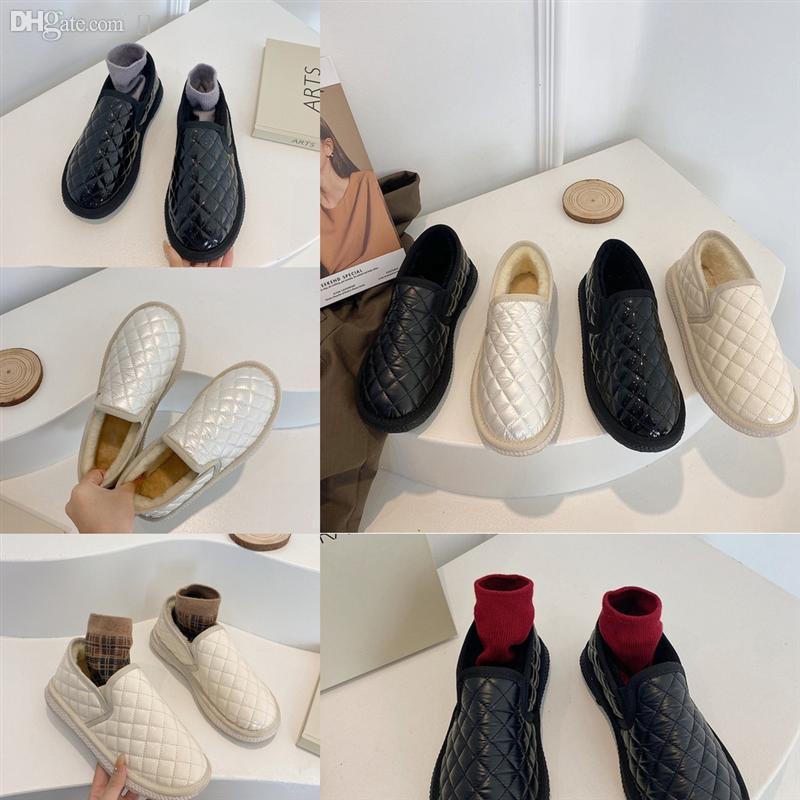 Kluaw Designer Bordeaux ЖенскиеBoots Boot Boot Вышитые лодыжки Мода Черные Ботинки Натуральная Кожаная Кожаная Кожа Открытый Обувь Зимний Ботинок