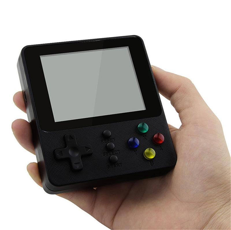 Портативная игра Console K5 K8 SUP Мини Ретро Ностальгия 500 в 1 Двойной плеере с GamePad Protable Game Console Video Game Box