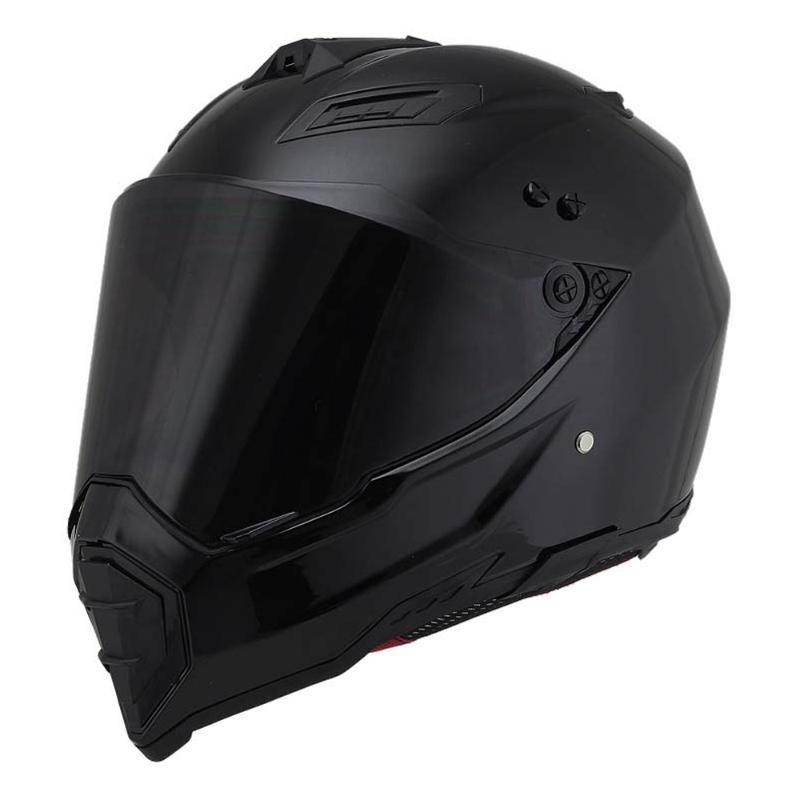 Motocykl pełny kask ds. Dual Sport Off Road Dirt Bike ATV D.O.T certyfikowany