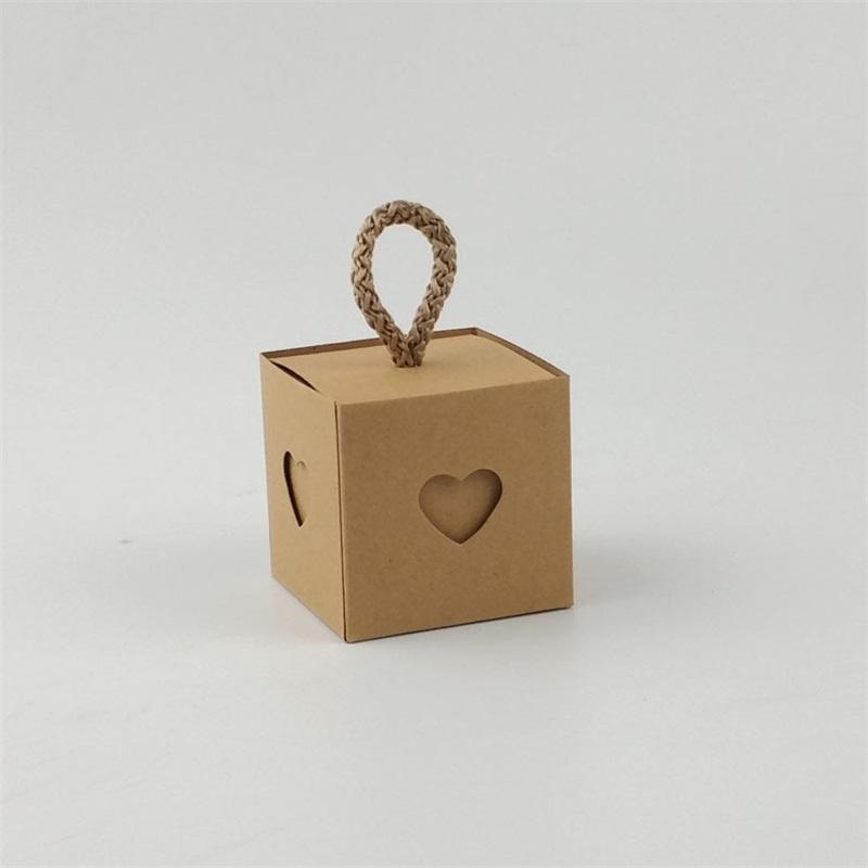 Zuckerkiste Herz- und Soul-Chefminister-Siegel-Siegel-Wiederherstellen der alten Wege Candy Case Kraftpapier Verpackungsbehälter Heißer Verkauf 0 45JM P1