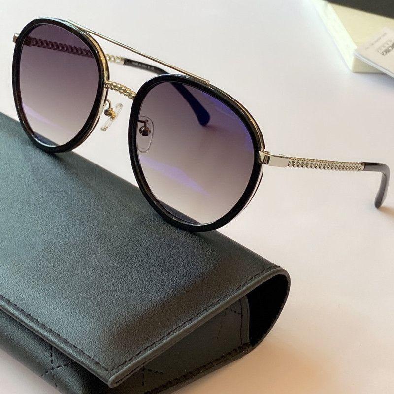 CH2206 نظارات شمس جديد لنمط المرأة أزياء شعبية الصيف مع الأحجار أعلى جودة UV400 حماية عدسة تأتي مع حالة صندوق CH2206