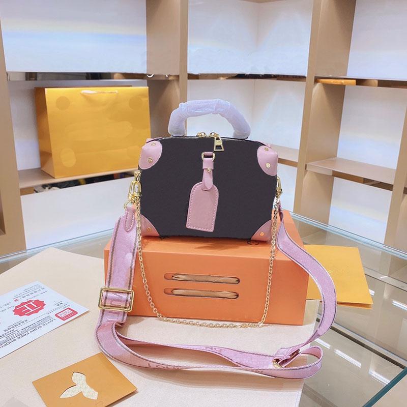 Bolsas Cruz Saco De Moda Bolsas Bag Caixa de Ombro Corporal Moda Fashion Bags 2021 5A com sacos Oequeo