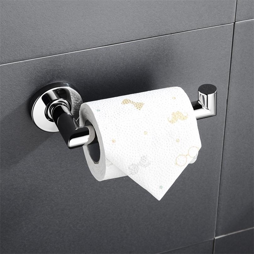 LIVRAISON GRATUITE Toilette Porte-papier Mont Mur Mont Tissue Toile 304 Entraînement en acier inoxydable Porte-serviettes Accessoires Silver Couleur 201222