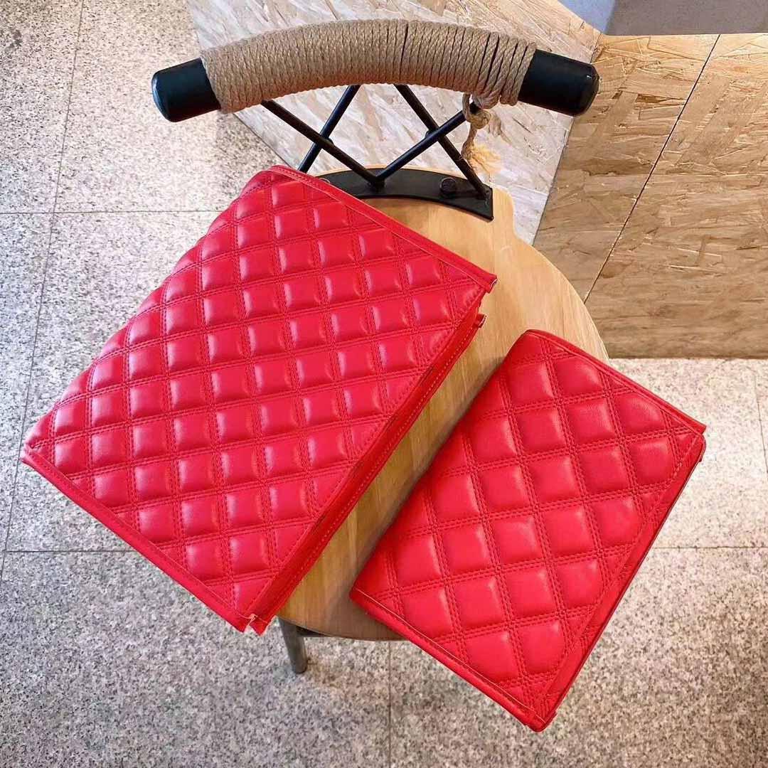 Bolso de hombro monederos mujeres del cuero genuino 3A de lujo de los bolsos con bordados Cruz-cuerpo del sillín bolso de alta calidad bolsa de 0015