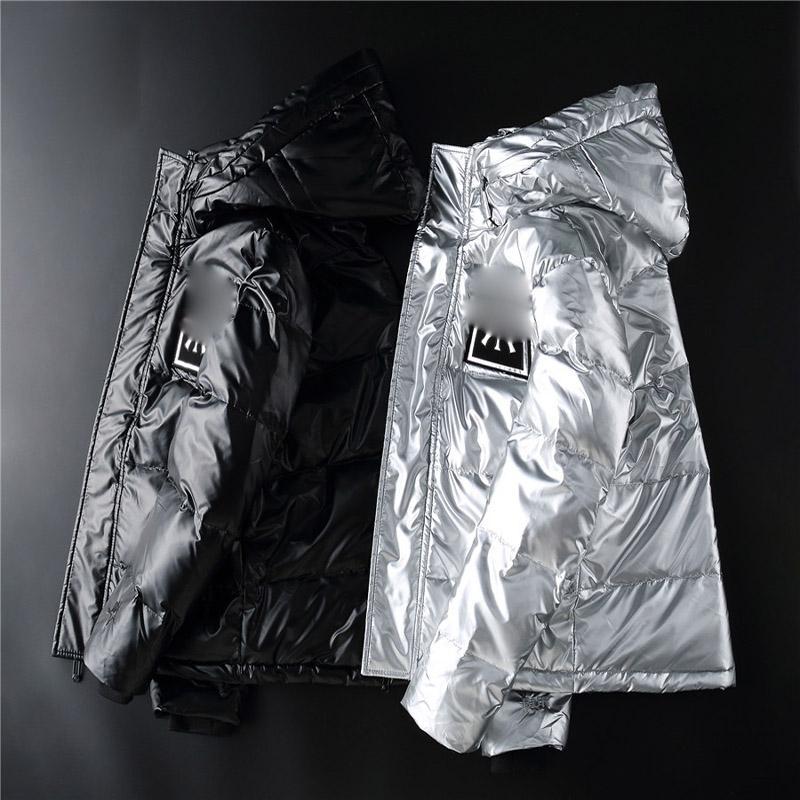 TopStoneone Host Hire Wine легкий с капюшоном вниз куртка с капюшоном повседневная модная куртка с капюшоном с капюшоном черная игрушка куртка мужская игрушка пальто без рукавов
