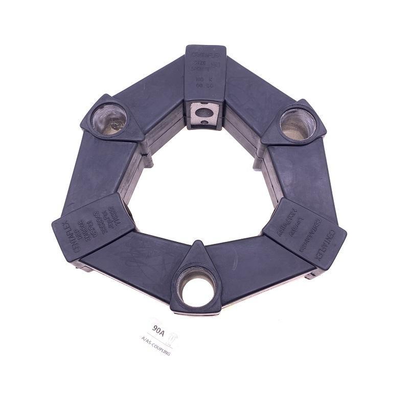 2 pçs / lote CF-A-90A / como Tamanho Alternativo de Centaflex 90A / 90as Elemento de Acoplamento de Borracha