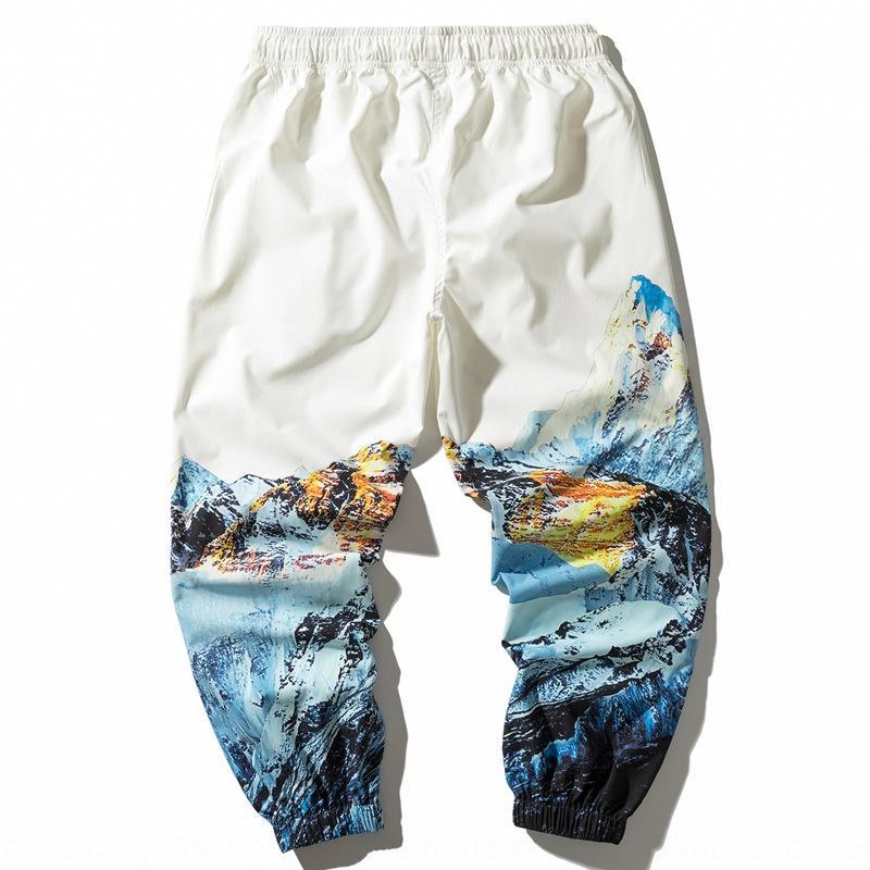 Casual pantolon rahat pantolon sonbahar ve kış 2020 gtObA sonbahar kış 2020 Yeni sokak moda markası yeni sokak modası br