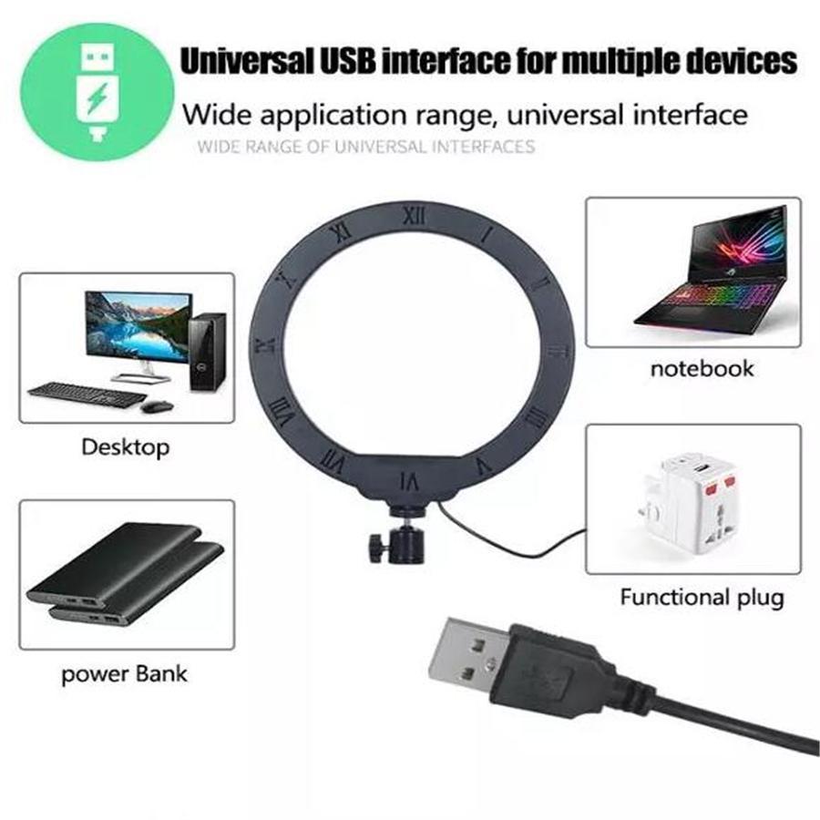 2021 Kaliou 10.2 inch lighting Beauty Tiktok Ring Lights LED Light Camera Phone For Makeup or Video Live Studio