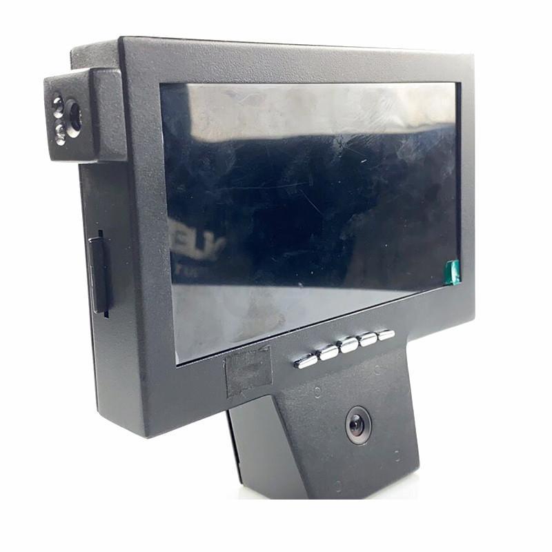 alta definizione misurazione pixel temperatura polso intelligente termocamera temperatura corporea prova fotocamera allarme 2mp