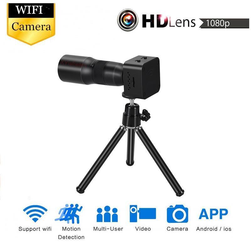 WIFI Full HD 1080P Мини камера DVR масштабируемой беспроводной IP видеокамера секрет камеры безопасности дома Радионяня видеокамеры Видеорегистратор