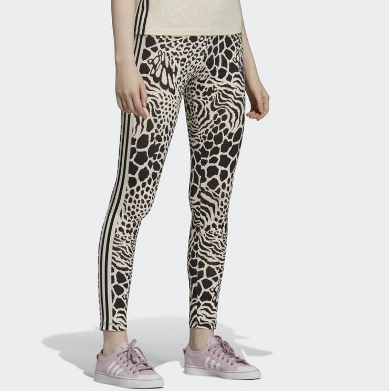 Moda mujeres yoga pantalones leopardo patrón tobillo longitud activa joggers mujer deportes pantalones deportivos cómodo sportpant casual ropa deportiva
