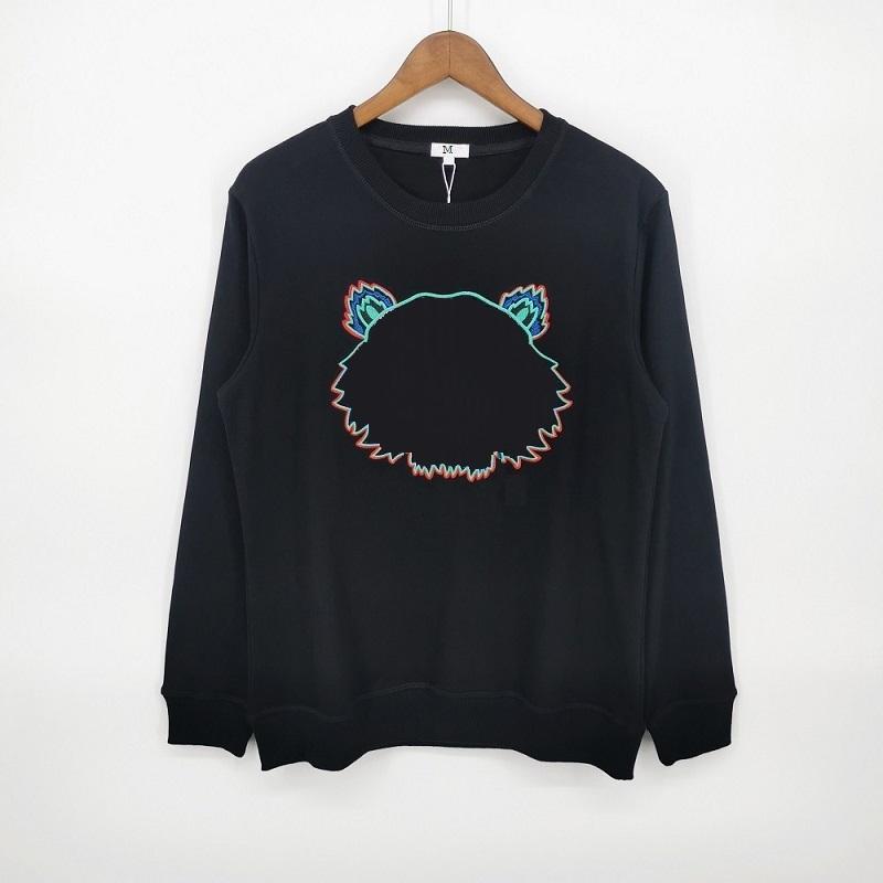 Herren Hoodie Sweatshirt Sport Stickerei Stil Asiatische Größe Viele Farbe Top Qualität Lässig Neue Baumwollmode Langarm Plus Brief Pullover