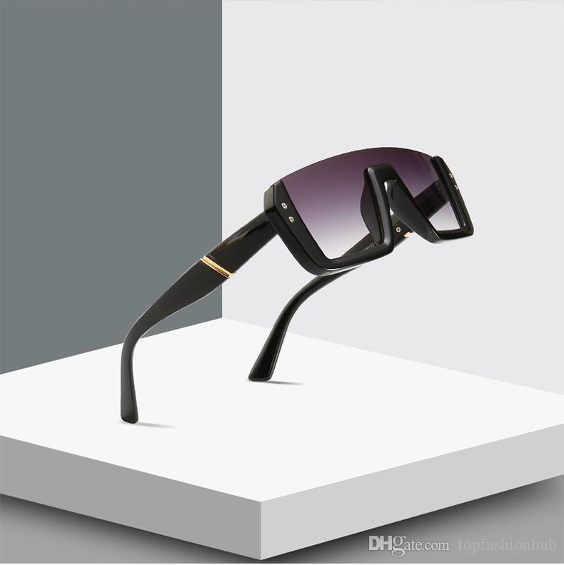 Trend Gafas de sol Classic Lady Joker Gafas de sol Gafas de sol Medio Marco Gafas de sol de primera calidad Venta caliente de las mujeres Gafas de sol