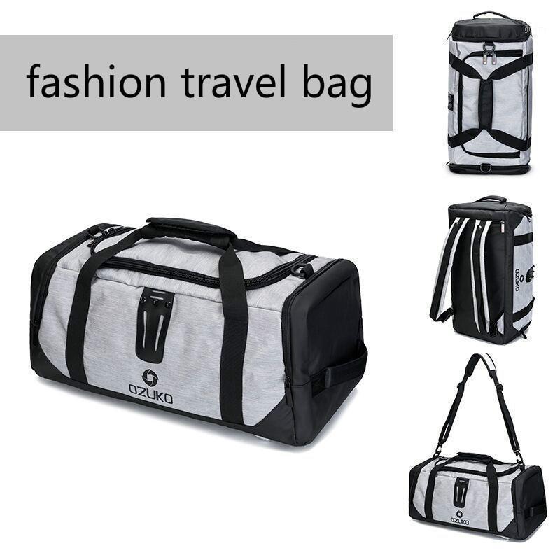 Duffel Bags Мода Портативный Путешественник Модный Открытый Багаж Большой Возможность Повседневная плеча Crossbody Bag1
