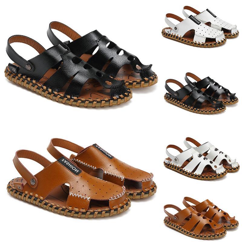 Bien zapatillas de sandalia para hombres zapatillas zapatillas diseñador plataforma corredor triple negro verano moda al aire libre house slide slide seda zapatillas de deporte