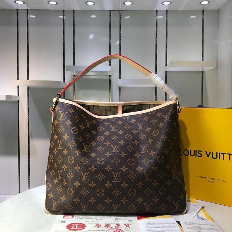 Hot Senhoras bolsas para as mulheres de alta qualidade de couro mulheres sacos de luxo Ombro Bolsas Para Lady Designers Crossbody Bag 50156-222 s1