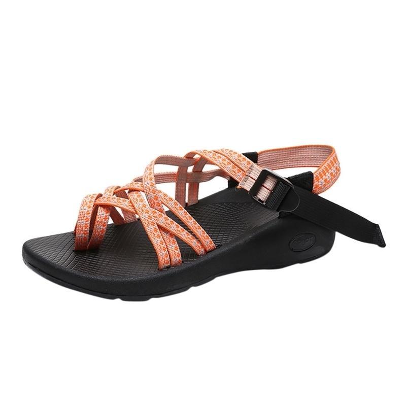 Jaycosin Femme Femme Sandal de randonnée Sandales de randonnée pédestre Femmes Chaussures de plage en plein air Y200405