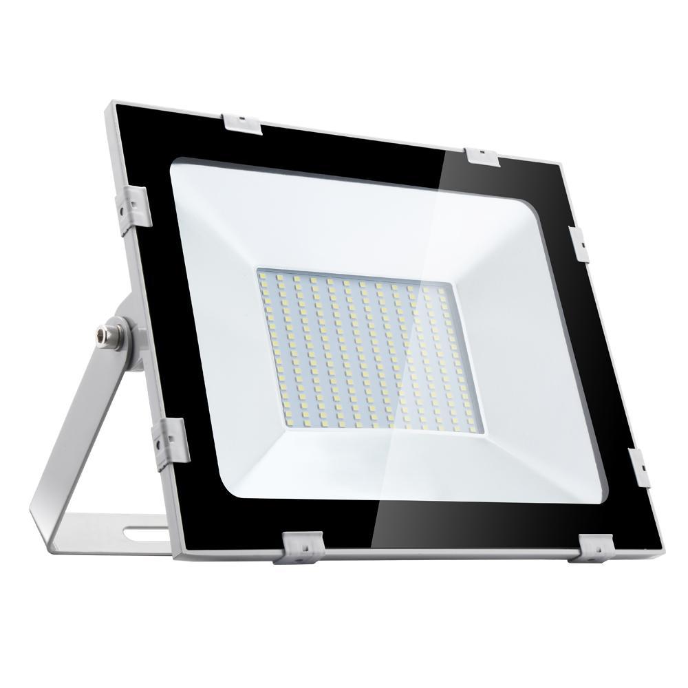 20W LED Projecteur IP65 Spotlight Light Lampe murale en plein air Lampe de projecteur Paysage de jardin Cool Blanc