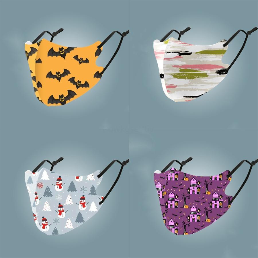 Prective Imprimir MonkeyBike Montar la boca de la máscara a prueba de radiación ultravioleta de la goma lavable de dibujos animados máscara cubrebocas Caritas Con Ejecución # 352